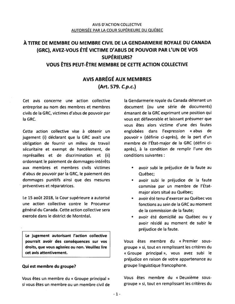 short-notice-fr
